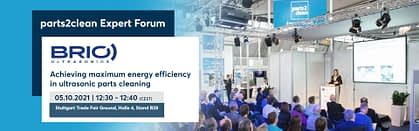 publication experts forum parts2clean energy efficiency ultrasonic cleaning