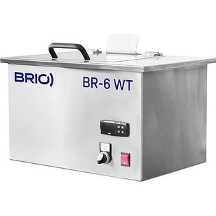 Equipo de limpieza por ultrasonidos de sobremesa BR-6 WT
