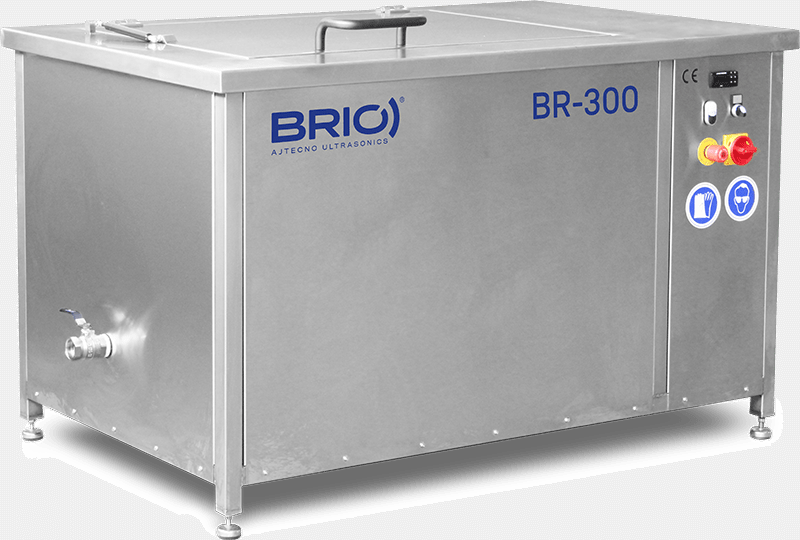 BR-300-manual-ultrasonic-cleaning-equipment