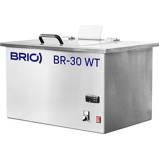 Equipo de limpieza por ultrasonidos de sobremesa BR-30 WT