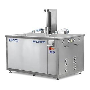 BR-1000 PRO machine de nettoyage a ultrasons