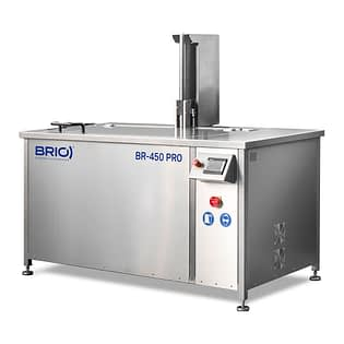 BR-450 PRO machine de nettoyage à ultrasons